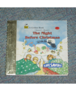 MIni Little Golden Book-The Night Before Christmas-Lifesavers-Special Ed... - $5.00