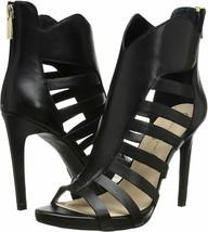Jessica Simpson Norlina Caged Leather Dress Sandal, Multi Sizes Black JS... - $99.95