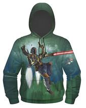 Star Wars homme Boba Fett Veste à capuche - $29.95