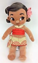 "Disney Animators 12"" Princess Moana  Store Exclusive  Plush Toddler Toy ... - $19.27"