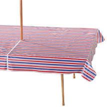 Patriotic Zippered Umbrella Table Cover-60-90 - $15.24
