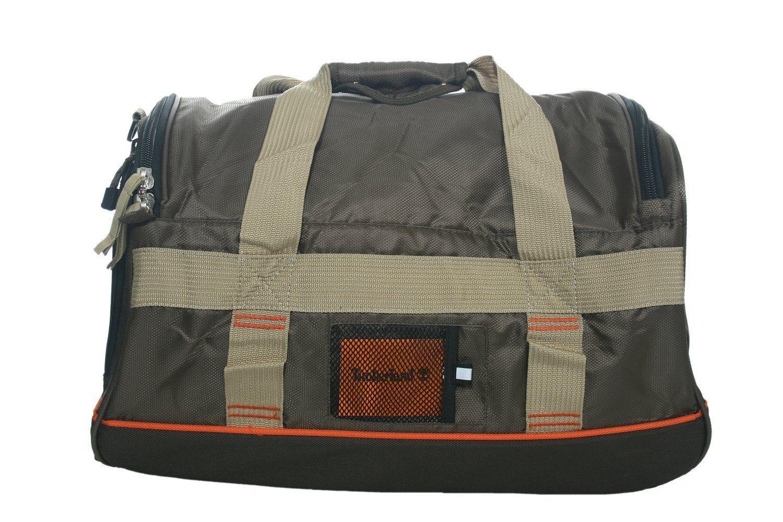 d216635b1 Timberland Thatch/Cocoa/Orange Duffle Bag, 3631C01 Jay Peak Trail 22
