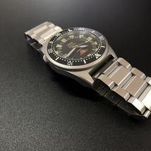 STEELDIVE Singapore Shark Diver Watch 200m NH35 Automatic Watch Sapphire crystal - $277.76+