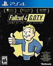 Fallout 4 Game of The Year Edition - PlayStation 4 [video game] - $40.54