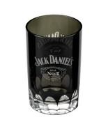 Jack Daniels Faceted Shot Glass Black - $20.98