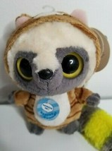 "AURORA YooHoo & Friends Bush Baby Cat Costume ""Meows"" Plush Stuffed Toy ... - $14.99"