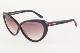 Tom Ford MADISON 253 52F Havana / Brown Gradient Sunglasses TF253 52F 63mm - $155.82