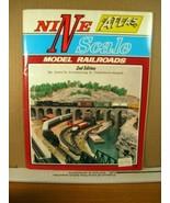 niNe Scale Model Railroads Atlas Books October 1990 printing - $12.59