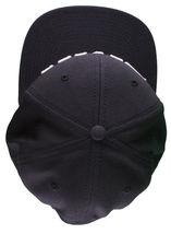 Crooks & Castles F.W.U Fu*k with Us Dark Navy Snapback Baseball Hat NWT image 6