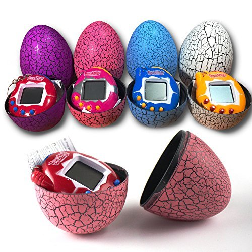 Dinosaur Egg with virtual digital pet game inside