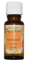 Rosewood Essential Oil, .5 oz (15 ml) Aromatherapy Therapeutic Grade The... - $28.49