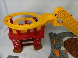 Fisher Price Geotrax K7113 Lift & Load Construction Quarry Railroad Trac... - $19.95