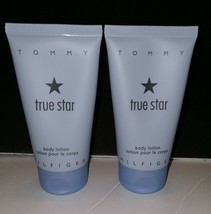 2x True Star by Tommy Hilfiger Body Lotion 2.5 oz for Women Discontinued - $23.00