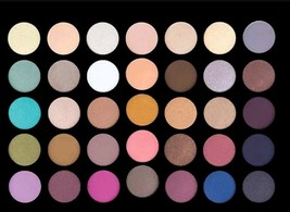 NEW Crown Brush 35-Color BACK TO BASICS Eye Shadow Palette 35BTB FREE SHIPPING
