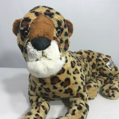 Primary image for Disney Leopard Cheetah Large Plush Animal Kingdom Stuffed Animal Super Soft