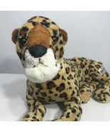 Disney Leopard Cheetah Large Plush Animal Kingdom Stuffed Animal Super Soft - $22.76