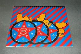 Peanuts: 1976 Date Book Calendar Charlie Brown Snoopy VINTAGE [Unmarked & NICE] - $15.00