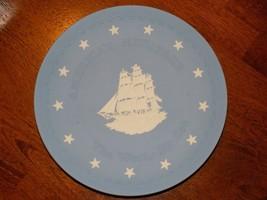 Vintage Wedgwood Jasperware American's Heritage The West - By Sea - $56.00