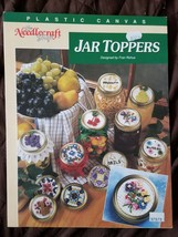 Canning Jar Toppers In Plastic Canvas - Fruit Flower & Household designs... - $6.93