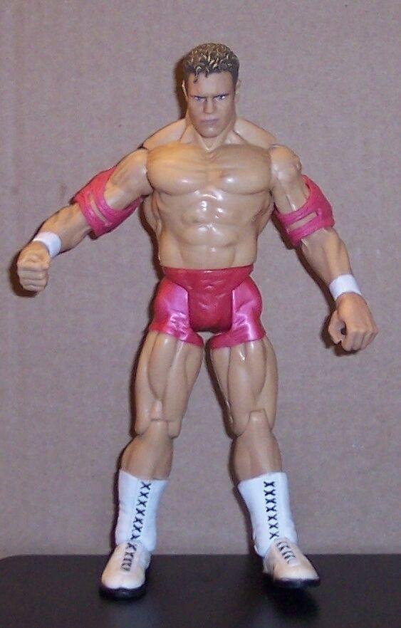 """2001 Jakk's Pacific """"Billy Gunn"""" 6.5"""" Tron Action Figure WWE WWF WCW [1669]"""