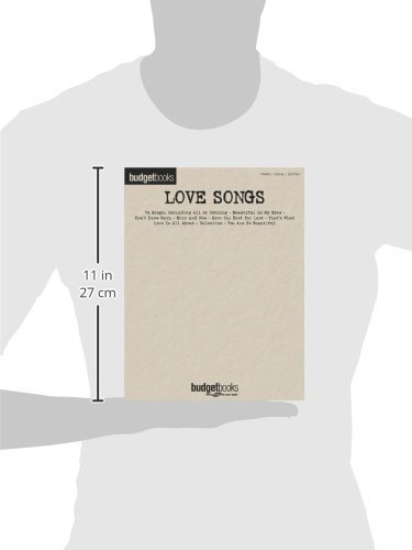 Love Songs: Budget Books [Paperback] Hal Leonard Corp.