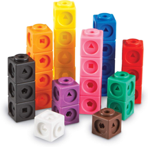Learning Resources Mathlink Cubes, Homeschool, Educational Counting Toy ... - $19.79