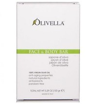 Olivella Face & Body Bar Soap 5.29 oz (150gr.)(Pack of 12) - $36.00