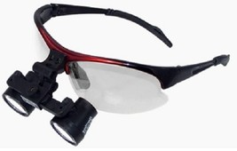 3.5x SheerVision Del Rey Ultra-Light Flip-Up Loupes - $799.95