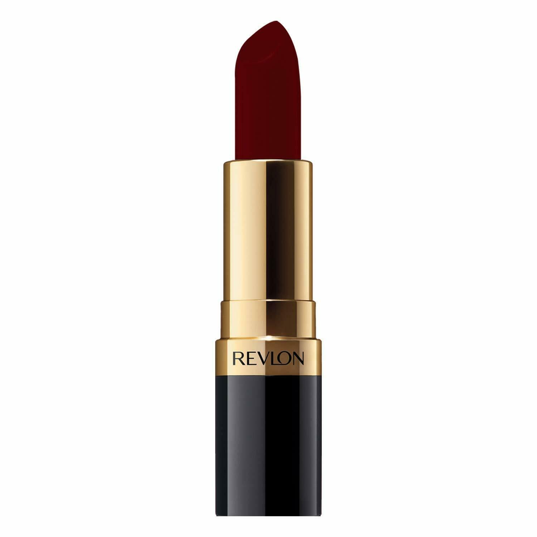 Revlon Super Lustrous Lipstick Black Berry 4.2 gm / 0.14 Oz Long Lasting Creme - $19.80