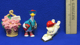 1993 Hallmark Keepsake Ornament Snowbird Grandmother Home For Christmas  Lot 3 - $12.22