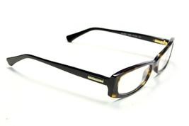 New Authentic Emporio Armani Ea 3007 5026 Havana Eyeglasses Frame EA3007 53-16 - $78.80