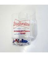 Vintage 1996 Chicago Democratic Convention Budweiser Beer Promo Plastic Mug - $9.50