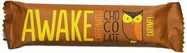 Awake Chocolate Caffeinated Caramel Bar, 1.55 Ounce, 12 Count - $32.62