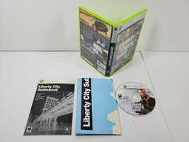 Grand Theft Auto IV Microsoft Xbox 360 GTA 4 with Map and Manual TESTED - $9.99