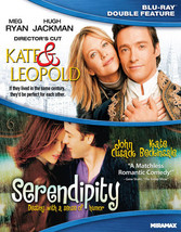 Kate & Leopold/Serendipity Double Feature (Blu Ray) (2Discs/Ws/Eng/5.1Dts)