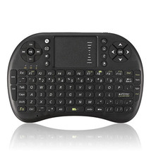 2.4G Mini Wireless Keyboard Air Mouse with Touchpad for PC Android TV HTPC - $295,63 MXN