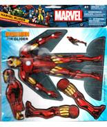 Iron Man Marvel Avengers Assemble Build a Glider - $9.95
