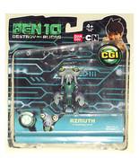 Ben 10 Destroy All Aliens Action Figure - Azmuth - $49.90