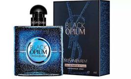Black Opium by Yves Saint Laurent, 1.6 oz EDP Spray Intense for Women - $60.76