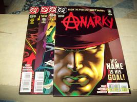 ANARKY #1-4 (COMPLETE MINI-SERIES) - $10.00