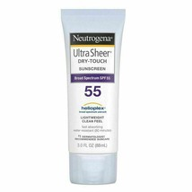 Neutrogena Ultra Sheer Dry Touch Sunblock SPF 50+ 88ml - $38.41