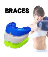 3PCS/Lot Mouth Guard Oral Teeth Protect For Boxing Sports MMA Football B... - $21.00