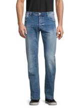 Diesel Larkee Faded Straight-Fit Jeans W34 L32 Denim - $169.10