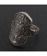 Dark Souls 3 Ring Of Steel Protection High Cosplay Rings Women Men Jewelry - $10.58