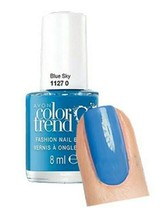 AVON Color Trend Blue Sky Nail Polish 8 ml New Boxed  - $3.93