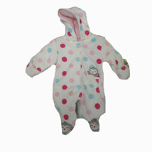Carters Just One You hooded bunting suit SIZE 3 MONTHS BRAND NEW! - $12.82