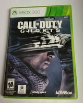 CALL OF DUTY GHOSTS XBOX 360 #I-297 C - $9.89