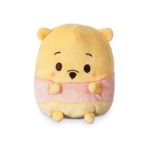 Disney Usa Winnie the Pooh Scented Ufufy Plush Small New with Tags - $7.76