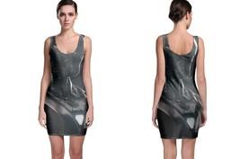 Iron Man Cool Black BODYCON DRESS - $21.99+