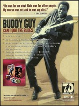 Buddy Guy: Can't Quit the Blues [DVD documentary + 3 Audio CD] (Music vi... - $39.75